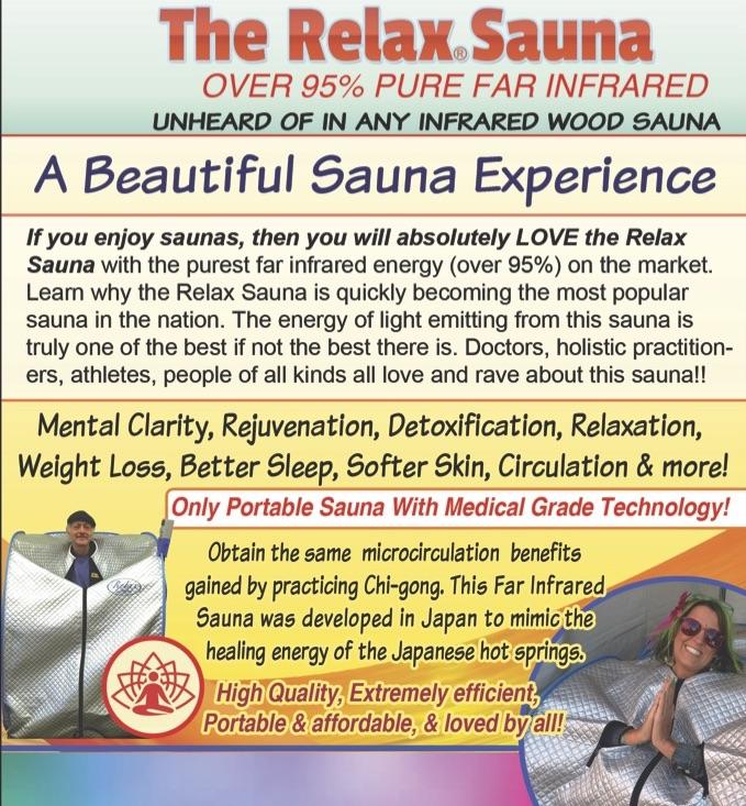Relax FIR Sauna